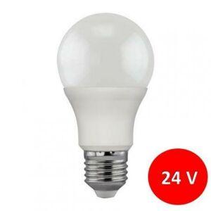 PREMIUMLUX LED žárovka 24V 7W SMD2835 770lm E27 CCD Neutrální bílá
